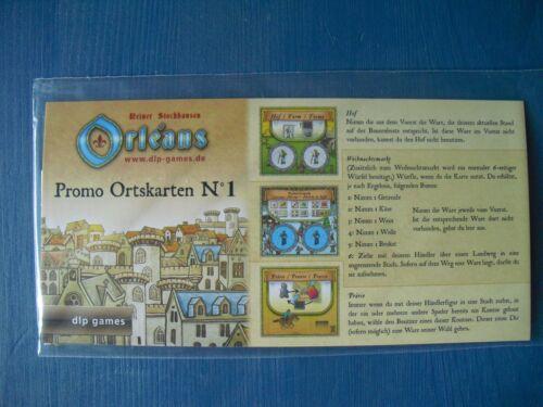 Orleans Promo Mini-Expansions