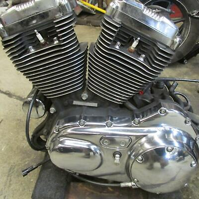 2009 harley-davidson sportster 1200 ENGINE MOTOR | eBay