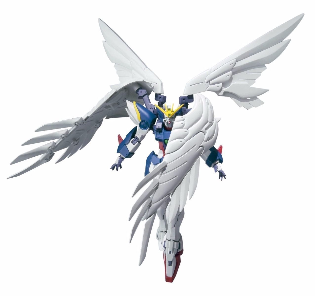 ROBOT SPIRITS Side MS WING GUNDAM ZERO EW Endless Waltz Action Figure BANDAI
