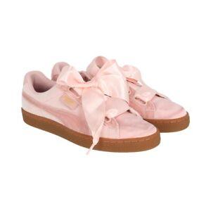 Details zu Puma Basket Heart VS Wn's 366731 02 Damen Sneaker Pink