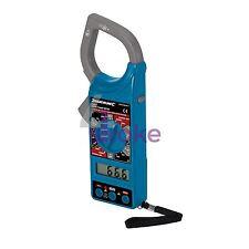 Abrazadera de 1000A AC digital medidor corriente CA con 8 rangos de medidas de hasta 1000A