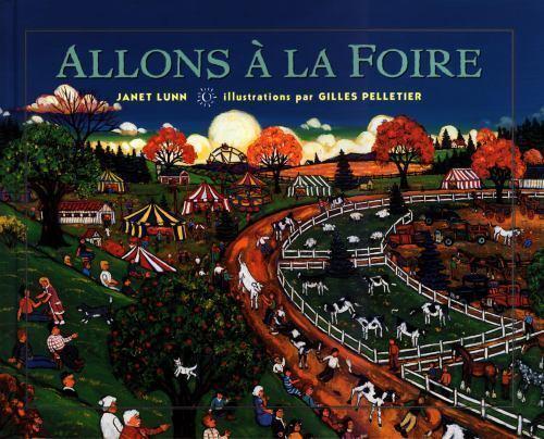 Allons a la Foire by Janet Lunn