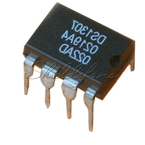 5pcs IC DS1307 DS1307N DIP-8 RTC SERIAL 512K I2C Real-Time Clock good quality