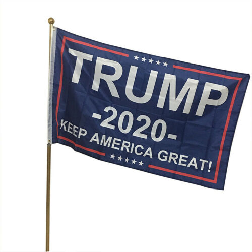 3x5 Feet Donald Trump President 2020 Flag Keep America Great Banner USA Great