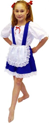 Bavarian//Austrian//Ragdoll//Heidi//Gretal Fancy Dress or Dance outfit all ages//size