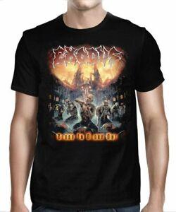 EXODUS-Blood-In-Blood-Out-Black-T-SHIRT-S-M-L-XL-New-Official-JSR-Merchandise