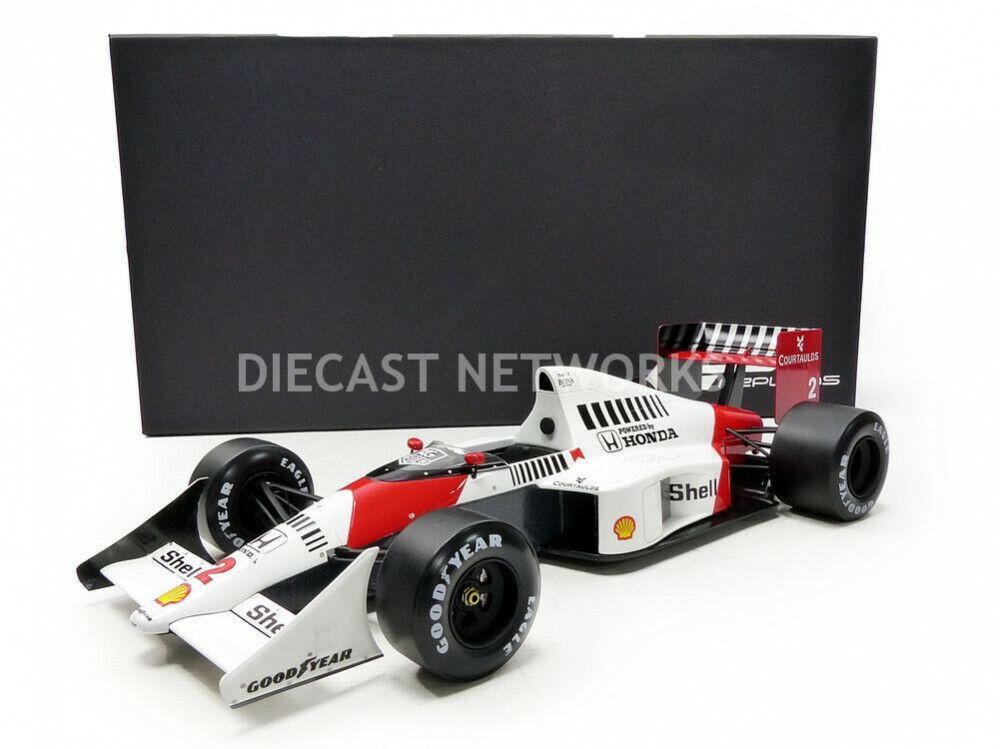 GP Replicas - 1 12 MC-LAREN Honda MP4 5 World Champion 1989-GP12-04B