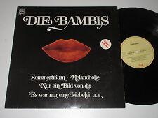 LP/DIE BAMBIS/same/Emi Columbia 12C 1331771  / Austria