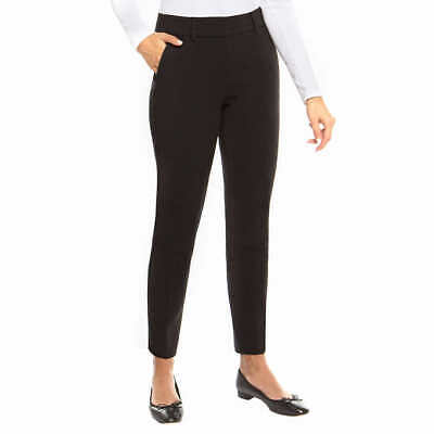 Select Size BLACK FAST SHIPPING Kirkland Signature Ladies/' Ankle Pants