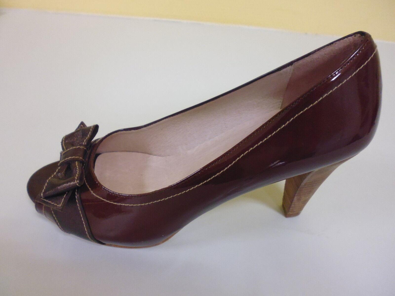 Chaussures chaussures femmes Sandales Peeptoes Cuir de studio W Taille 40 (6,5)