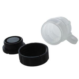 Motorcycle-Rear-Foot-Brake-Fluid-Bottle-Master-Cylinder-Oil-Reservoir-Cup-US-WS