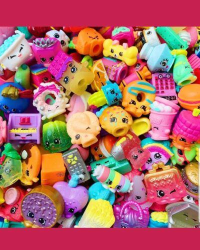 All Seasons! lot of 35 shopkins 4 bags /& 1  basket-No Duplicates 30