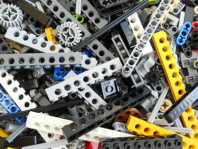 Lego Technic Mindstorm  Axle lot of 100 Piece Lot Parts variety sizes//colors New
