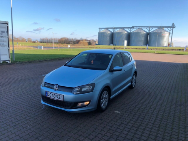 VW Polo, 1,2 TDi 75 BlueMotion, Diesel, 2011, km 176000,…