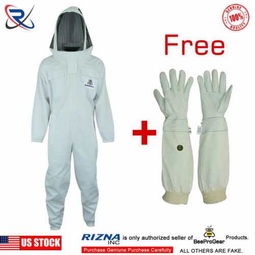 3XL Bee Clothing Beekeeping Suit Beekeeper Suit Jacket Astronaut Veil Full Suit