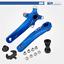 IXF Bicycle Crank Set CNC Aluminum Alloy Crank Arm MTB//Road Bike Crankset 170mm