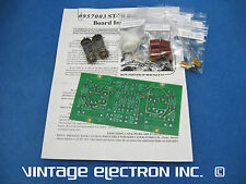 SOUND VALVES / DYNACO 6GH8A Driver Board COMPLETE KIT (STEREO 70, ST70, ST-70)