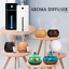 thumbnail 1 - Aroma Aromatherapy Diffuser LED Essential Oil Ultrasonic Air Humidifier Purifier
