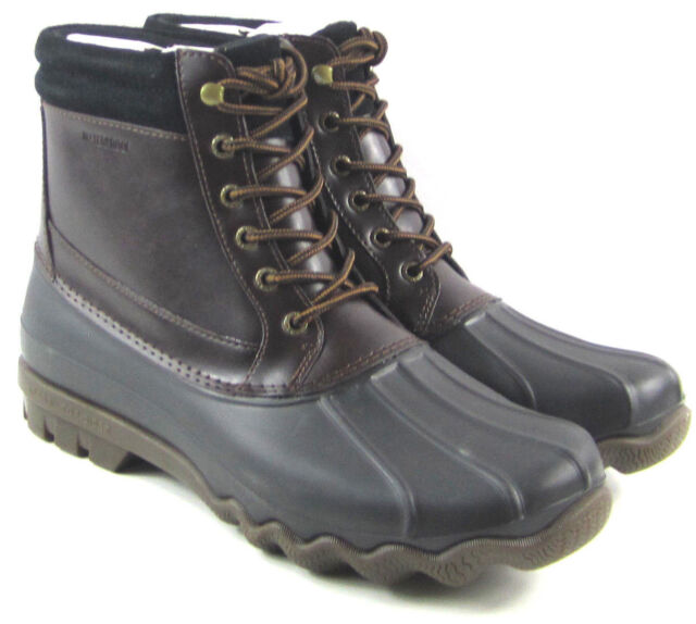 d1026186475 sperry top sider brewster duck boot review