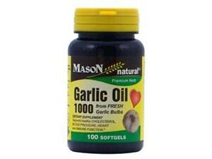 100 softgels garlic oil 1000 mg concentrate lower for Does fish oil lower cholesterol