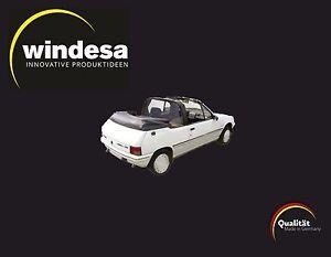 Bodi XL Opel Kadett E Cabrio CONVERTIBLE WIND DEFLECTOR wind stop screen
