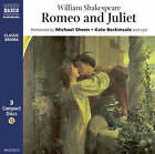 Romeo and Juliet: Performed by Michael Sheen & Cast by William Shakespeare (CD-Audio, 1997)