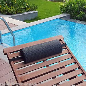 kopfkissen waschbar f r liegen sessel campingstuhl liege. Black Bedroom Furniture Sets. Home Design Ideas