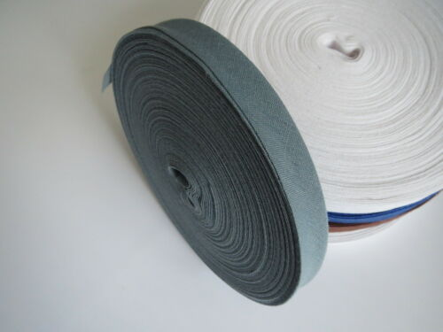 1m 3m 5m Quality Bias Binding Tape 13mm Cotton Sewing Craft Many Colours