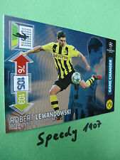 Game changer Lewandowski Champions League Update 2012 13 Panini  Adrenalyn