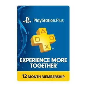 Sony-PS-PlayStation-Plus-1-Year-Membership-Card-for-PS4-PS3-PS-Vita-NEW