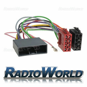 Honda-Civic-CR-V-Accord-Car-Stereo-Radio-ISO-Adaptor-Lead-Wiring-Loom-Harness