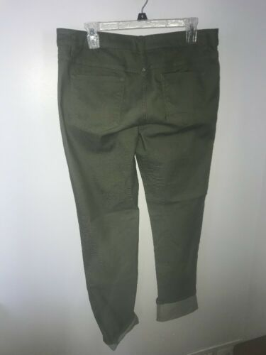 99 Détaillants Jeans Basse Femmes Taille Prana Taille Green Cargo 0 883741920116 Kara Nwt Jeans ZRAn7