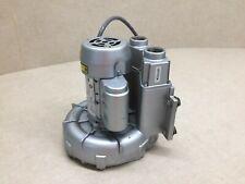 Gast Idex R2103 Regenair Regenerative Blower Us Motors 13 Hp 120230v 3450 Rpm