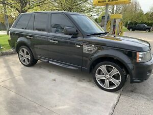 2010 Landrover Range Rover Sport Supercharged 510