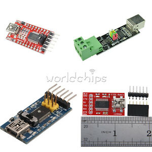 3.3V and 5V FT232RL USB to TTL Serial FTDI Adapter For PRO Mini For Arduino Nano