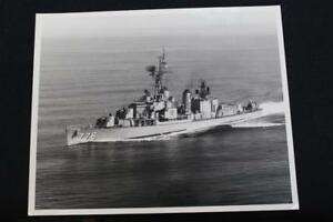 USS HUGH PURVIS DD 709 US Naval Destroyer USN Navy Ship Print