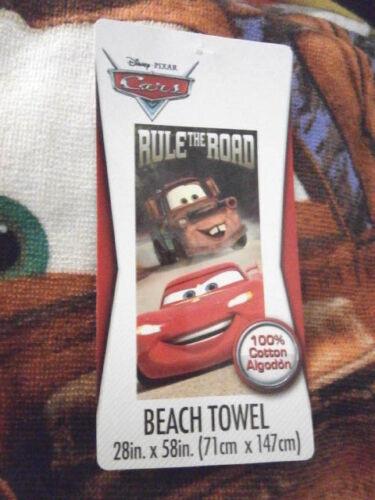 You Choose Disney Nickelodeon Youth Cotton Beach Bath Pool Towel 28 x 58
