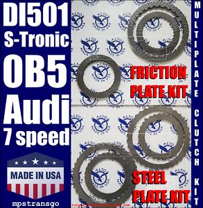 0B5141030E,REPAIR PARTS FOR Multiplate,clutch AUDI Q5,A4,S,A5,A7,A6,DUAL,0B5,DL5