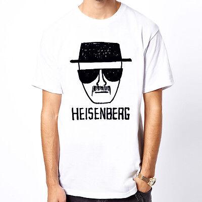 HEISENBERG BREAKING BAD QUALITY WALTER Elements Hellium METH COOK men t-shirt