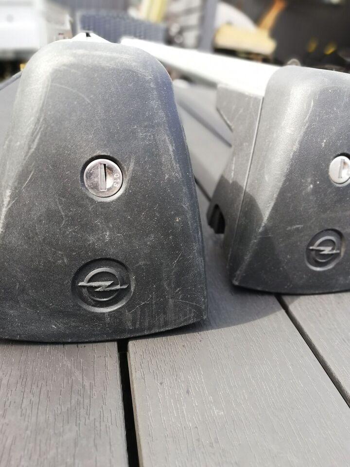 Tagbøjler, Opel insignia