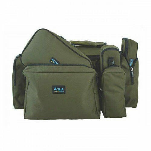 Aqua Black Series Carp Fishing Barrow Bag 404102