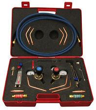 Welding and Cutting Oxygen / Acetylene Complete Set Regulator / Flashback set