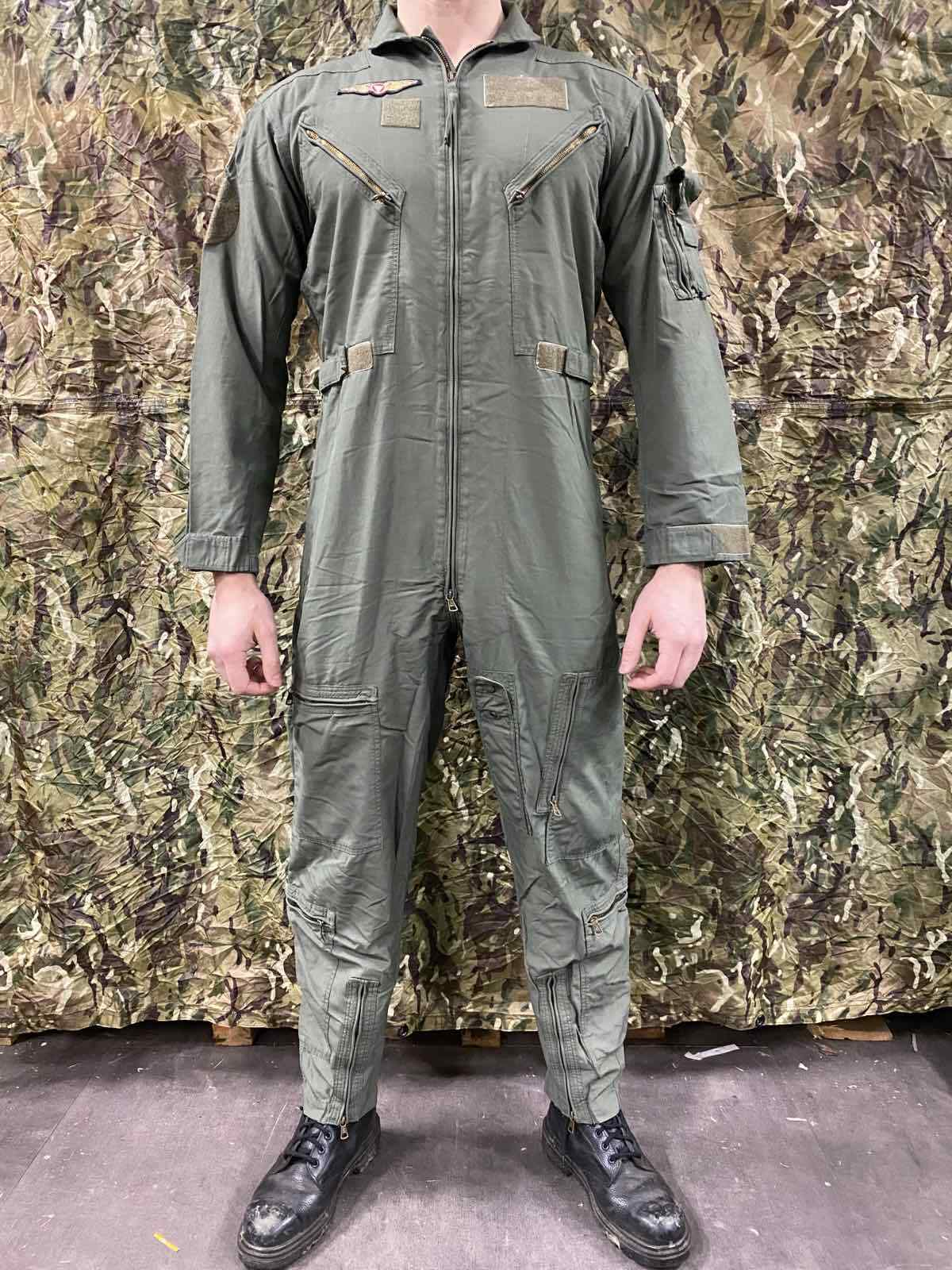 Original German army coverall warm winter BW jumpsuit liner military surplus