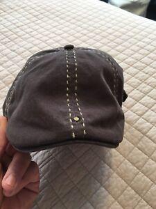 6e4573e1c Details about New Era Duckbill Hat...(Brown)...Small-Medium