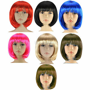 WOMEN-S-SEXY-SHORT-BOB-CUT-FANCY-DRESS-WIGS-PLAY-COSTUME-LADIES-FULL-WIG-PARTY