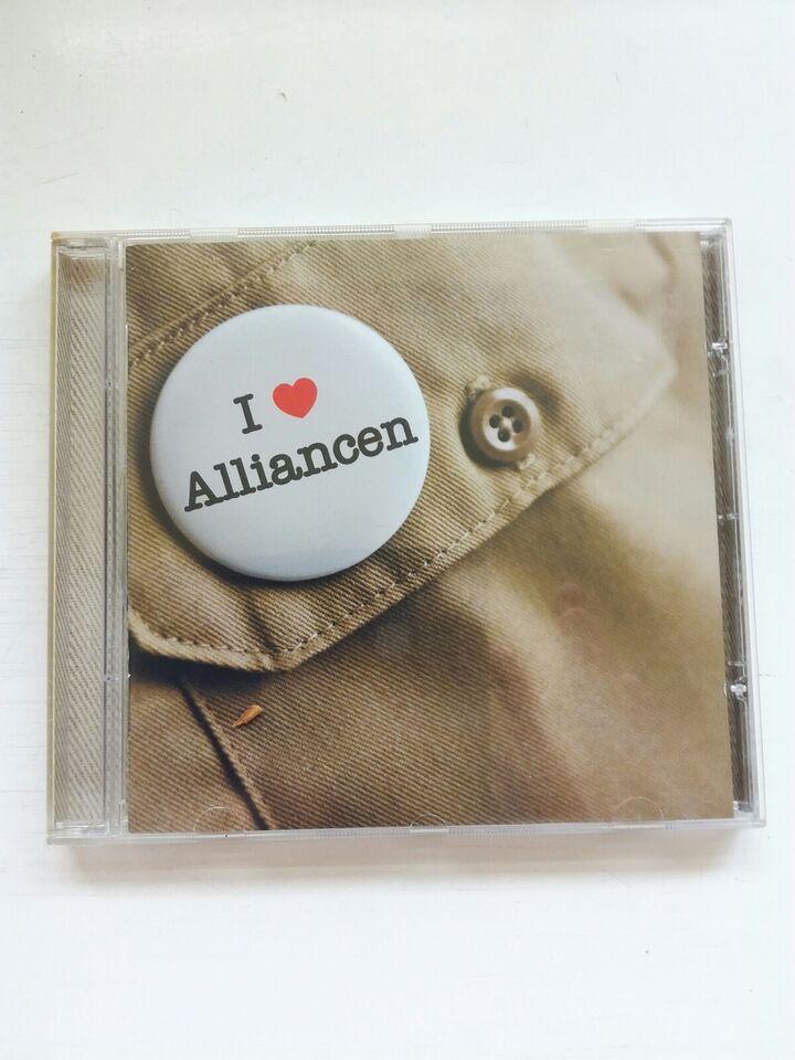 I Love Alliancen: I Love Alliancen, hiphop