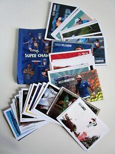 ESSELUNGA-SUPER CHAMPS-ITALIA TEAM OLIMPIADI TOKYO 2020-FIGURINA a scelta-Nuova