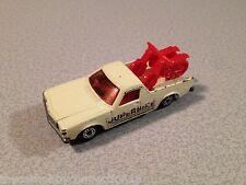 Matchbox Lesney 1977 Superfast Beige Holden HJ Ute Used Model Car 1:64 Scale