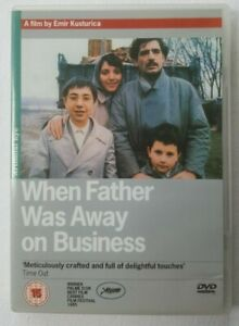 When Father Was Away on Business 1985 UK Region 2 DVD 2006 Serbo-Croat w/ Subs