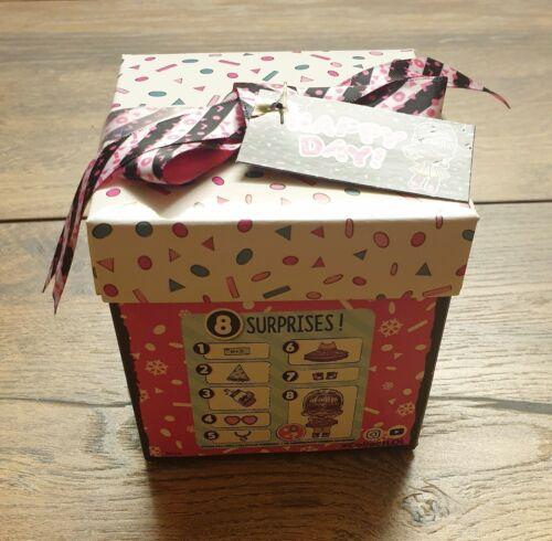 Doll MGA NEU//OVP. 1x LOL Surprise Geschenk-Box Present Surprise Series 1 Puppe